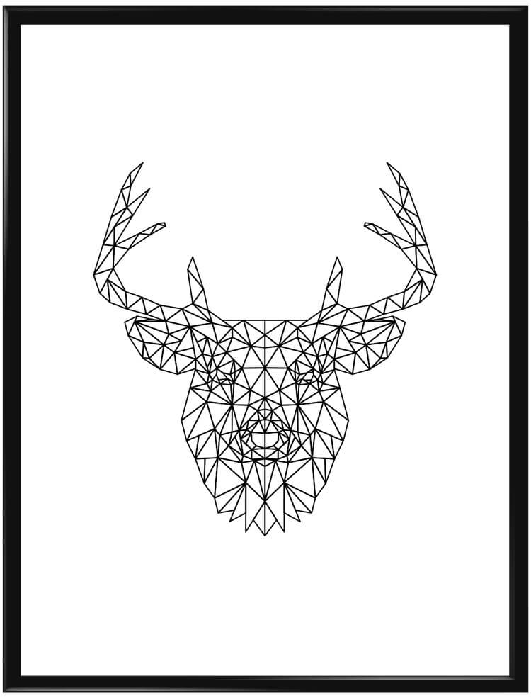 deer-outlines