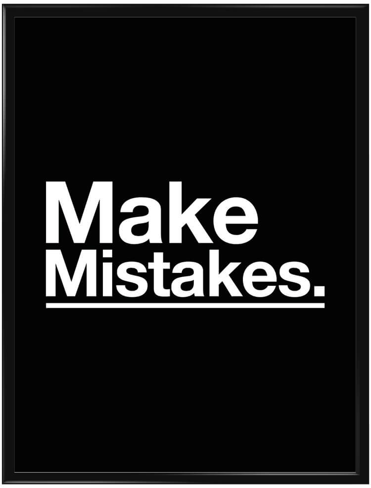 make-mistakes