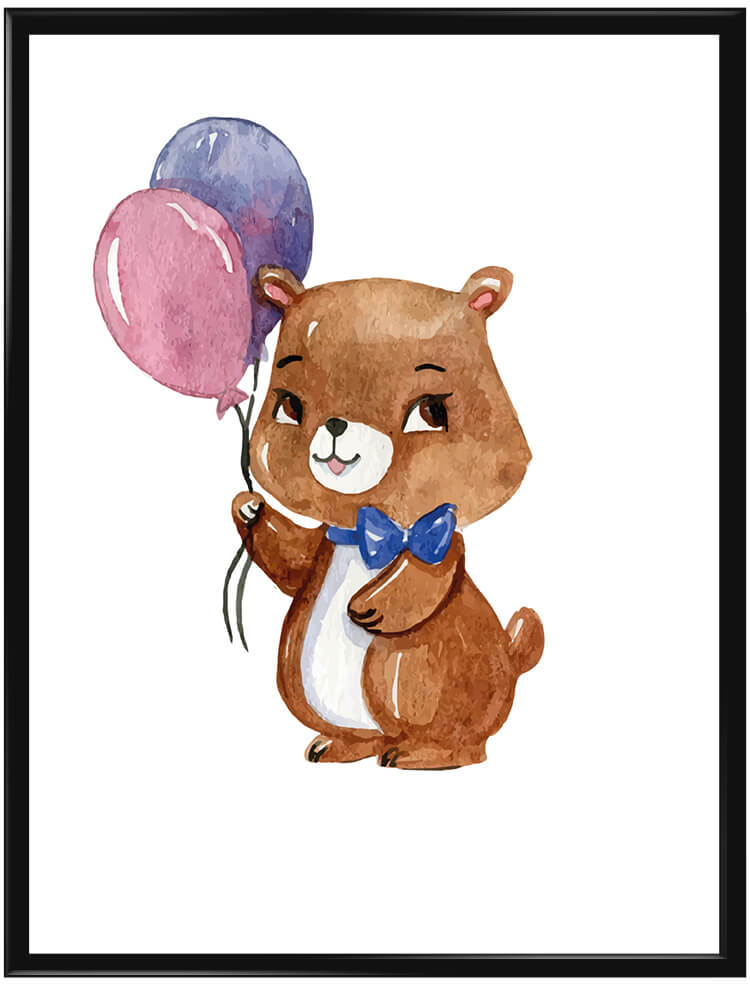 watercolor-bear