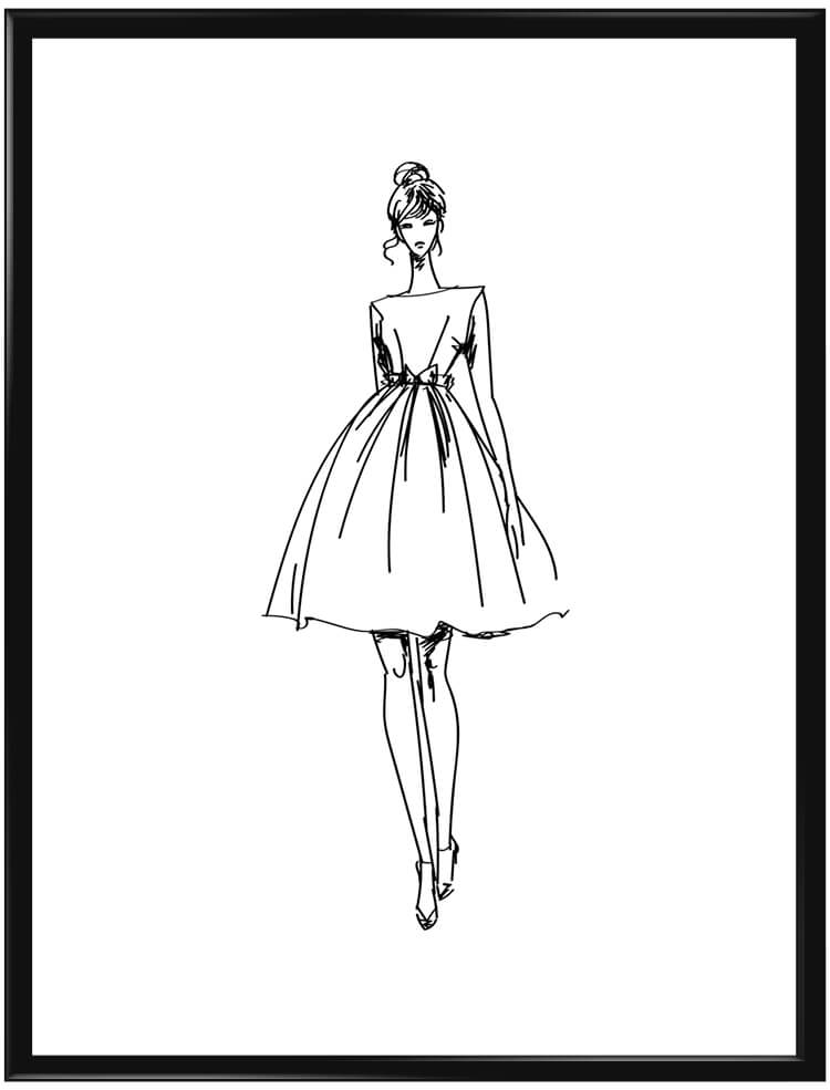 fashion-sketch