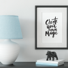 Create Your Own Magic poster